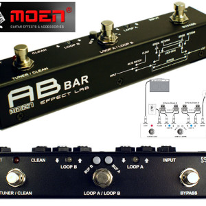 MOEN A-B Effect Lab front