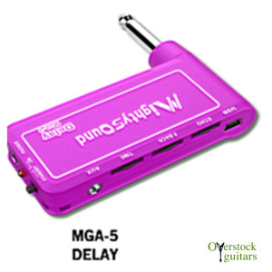 MGA-05-Rechargeable Practice Amp Delay-MAIN