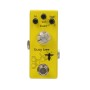 Movall Audio Mini Distortion Pedal MM-06 Busy Bee Preamp Boost Micro Pedal True Bypass-MAIN-aa